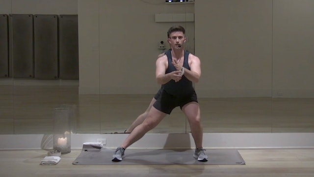 The Class Cardio with Scott l 33 minutes