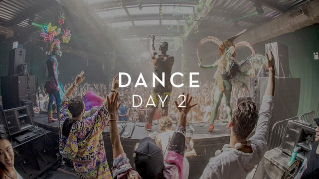 Day 2 Dance - Daybreaker