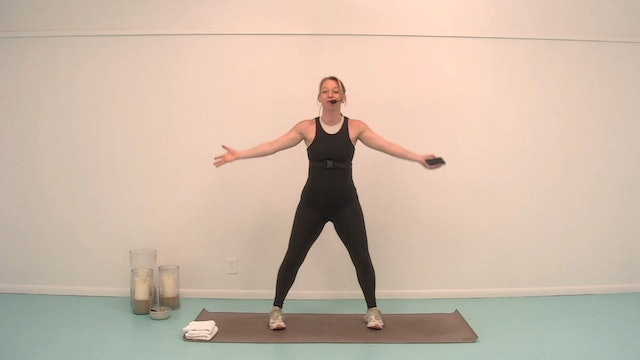 The Class Prenatal Restore with Emily l 50 Minutes