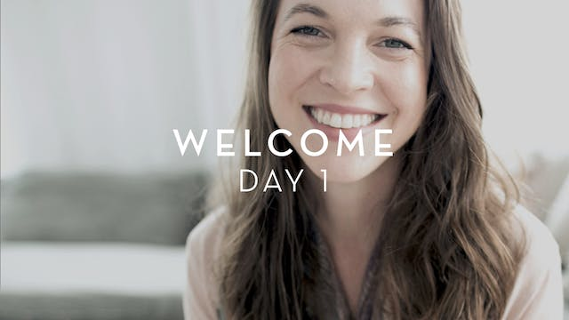Day 1 Welcome - Natalie Kuhn