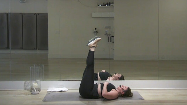The Class Postnatal with Karla Level 3 l 35 minutes