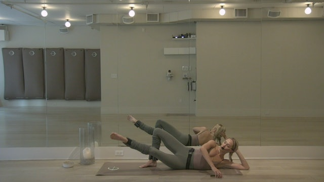 The Class Sculpt: Glutes and Inner Thighs with Taryn   17 minutes