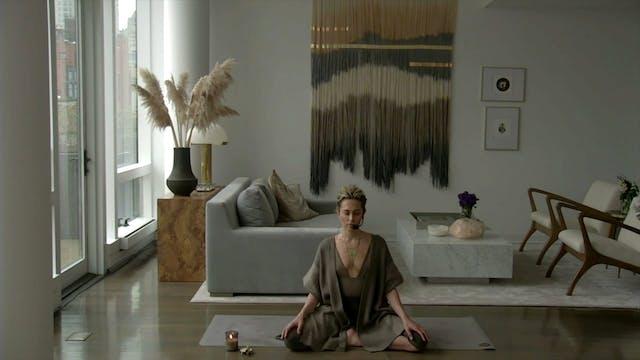 Silent Meditation with Taryn | 15 min...