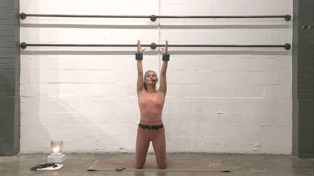 The Class Sculpt: Arms and Abs with Natalia   22 minutes