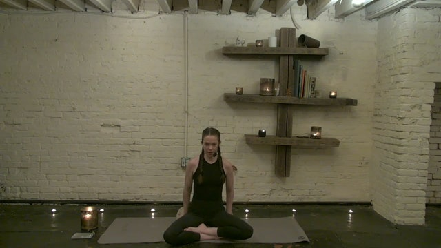 Meditation with Natalie   15 minutes