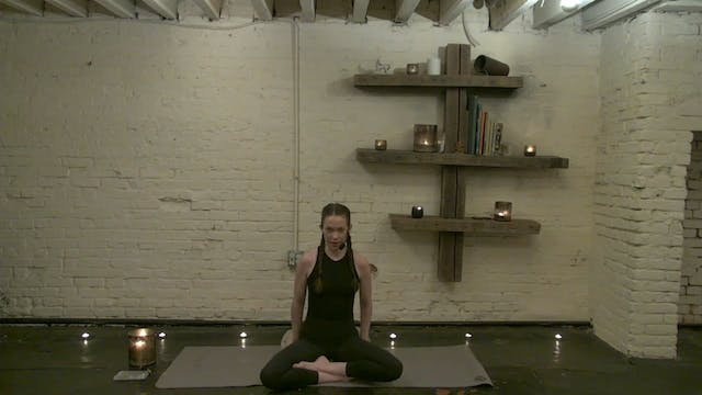 Meditation with Natalie | 15 minutes