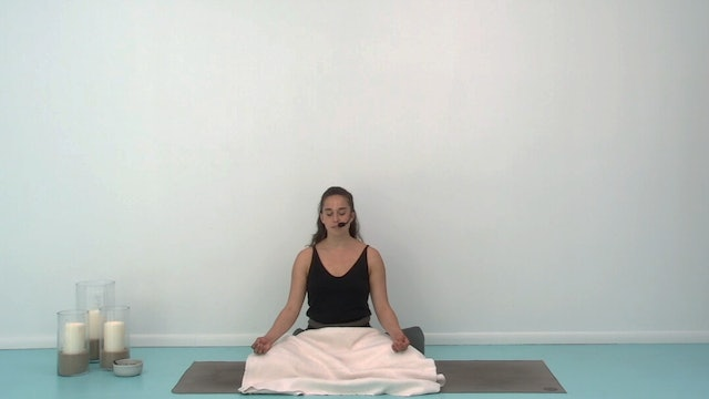 Morning Meditation with Erin l 15 minutes