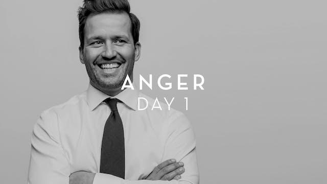 Day 1 Anger - Mark Groves