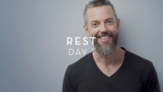 Day 1 Rest - Kevin Courtney