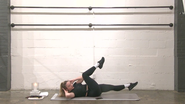 Cardio and Core with Nat | 36 minutes