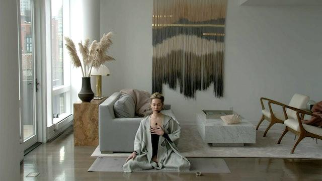 Meditation with Taryn   27 minutes