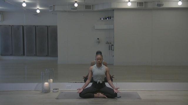 Breathwork Meditation with Sadia   12 minutes