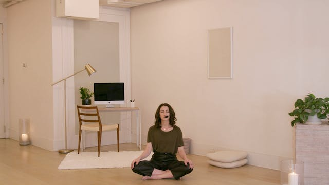Body Scan Meditation with Mallory | 8...