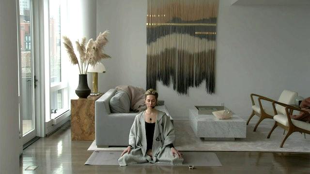 Meditation with Taryn   12 minutes