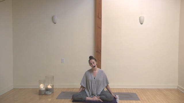 Managing Anxiety Meditation with Erin...