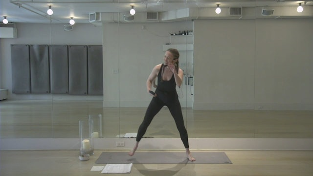 The Class with Natalie | 35 minutes