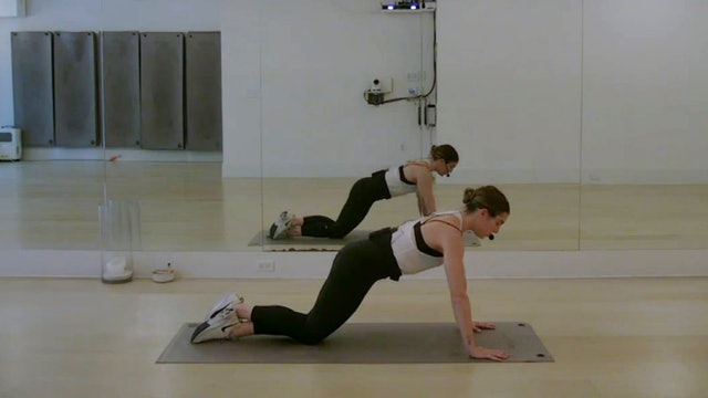 Tutorial: How to do a Push Up Into Child's Pose