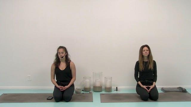 The Class Restore x Yin Yoga