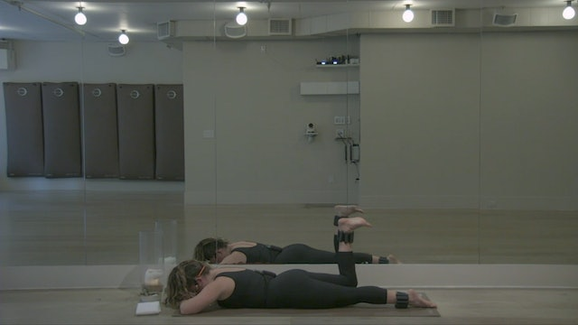 The Class Sculpt: Legs and Glutes with Karla   17 minutes