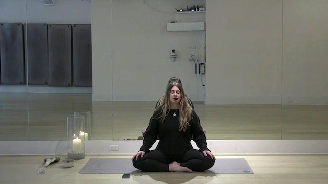Introduction to Meditation with Karla   16 minutes
