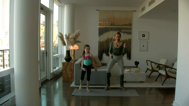 Strengthen and Shake | 12 minutes