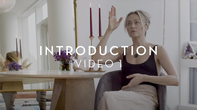 Introduction : Video 1