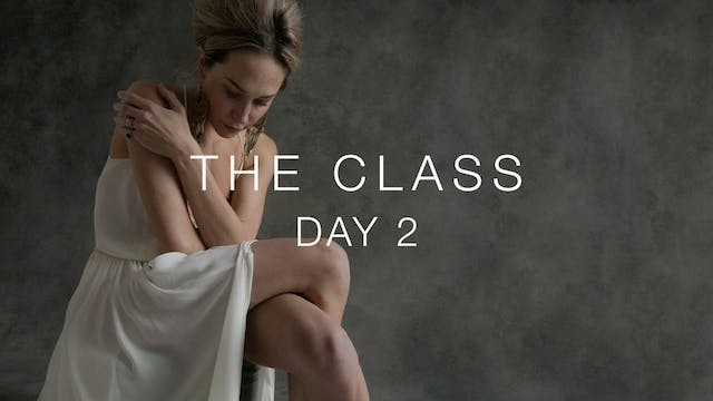 Day 2: The Class