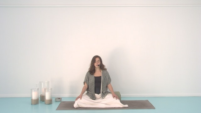 Chakra Meditation with Erin | 27 minutes