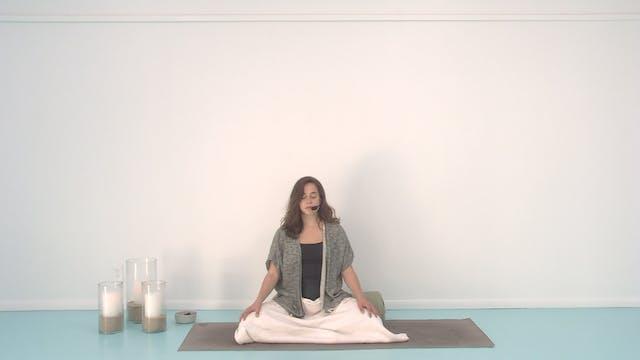 Chakra Meditation with Erin | 27 minu...