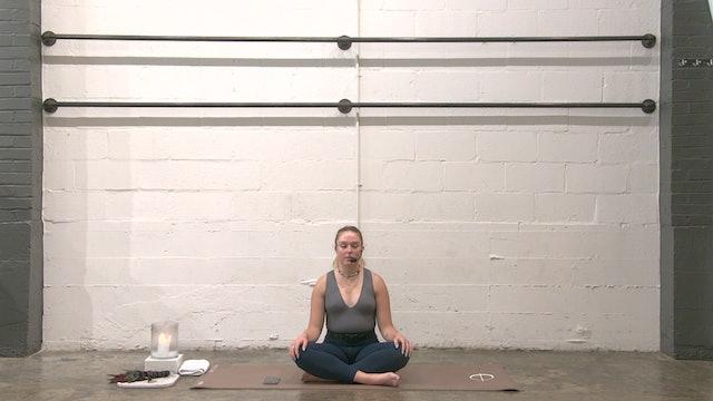 Meditation with Nat   11 minutes