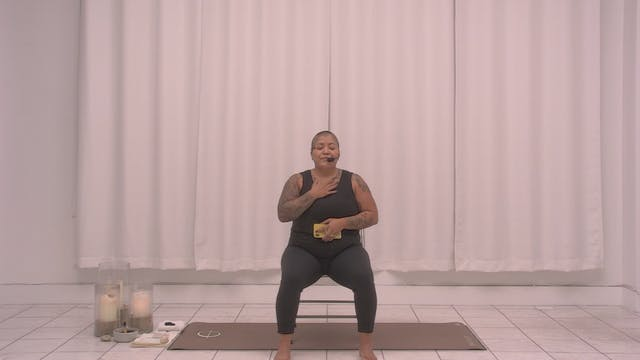 The Chair Class with Amanda | 66 minu...