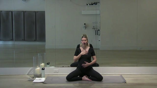 Prenatal Recover with Hannah   33 min...