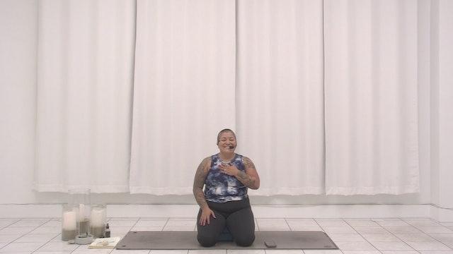 Meditation with Amanda   16 minutes
