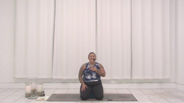 Meditation with Amanda | 16 minutes