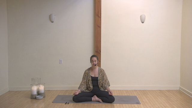 Meditation with Erin | 18 minutes