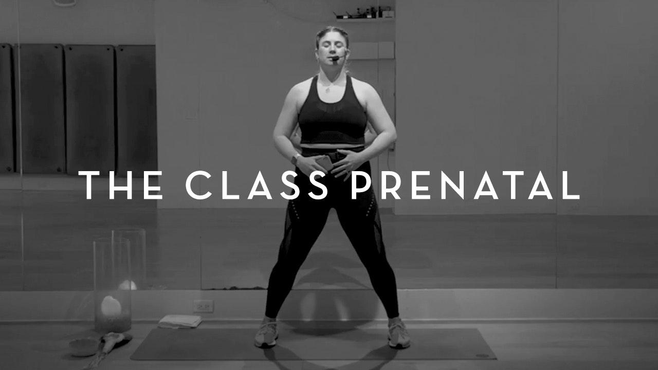 The Class Pre and Postnatal