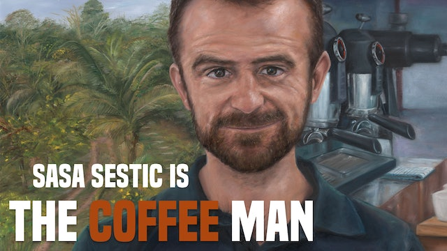 The Coffee Man film