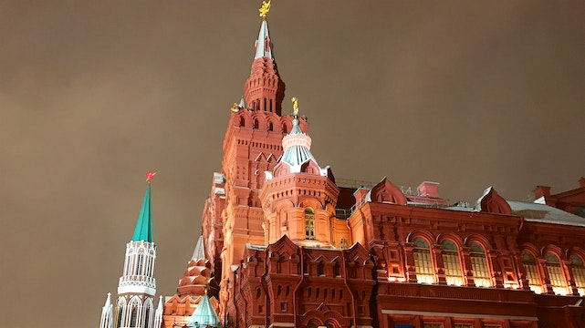 Moscow | The Series
