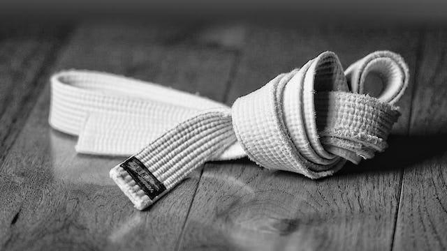 The Progression | Jiu Jitsu from White to Black