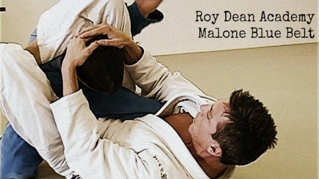 James Malone Blue Belt