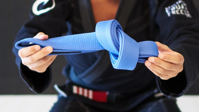 Blue Belt Requirements 2.0
