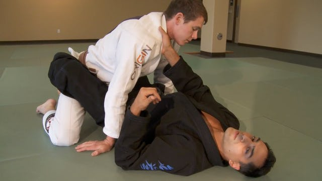 Black Belt: Collar Chokes