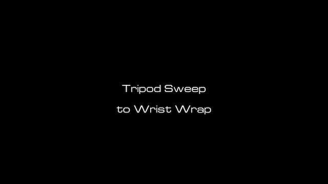 Black Belt: Tripod Sweep