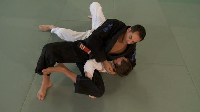 Black Belt: Top Side Attacks