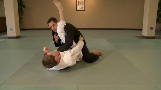 Black Belt: The Backstep