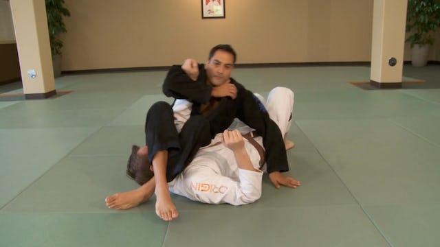Black Belt: Straight Armlock