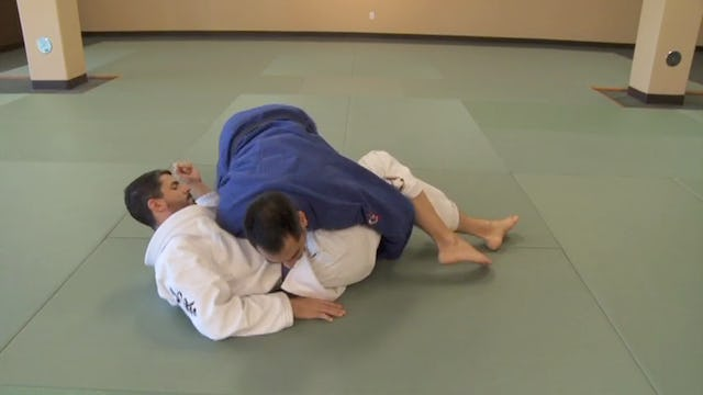 Brown Belt: Passing the Guard