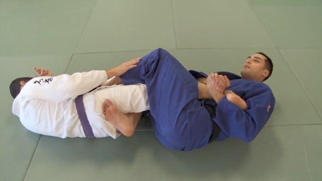 Brown Belt: Leg Locks