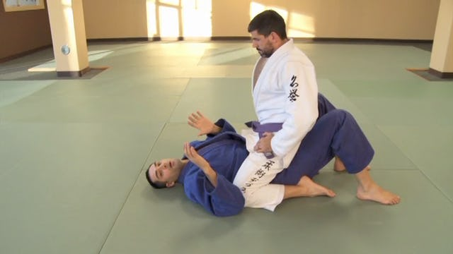 Brown Belt: Counters and Escapes