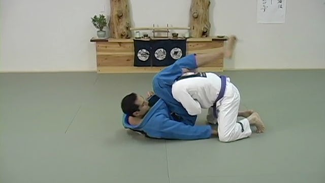 Blue Belt: Jujutsu Combinations